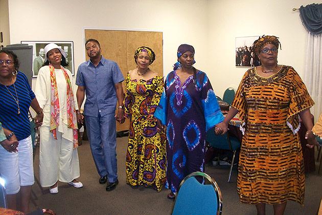 Black Storytellers