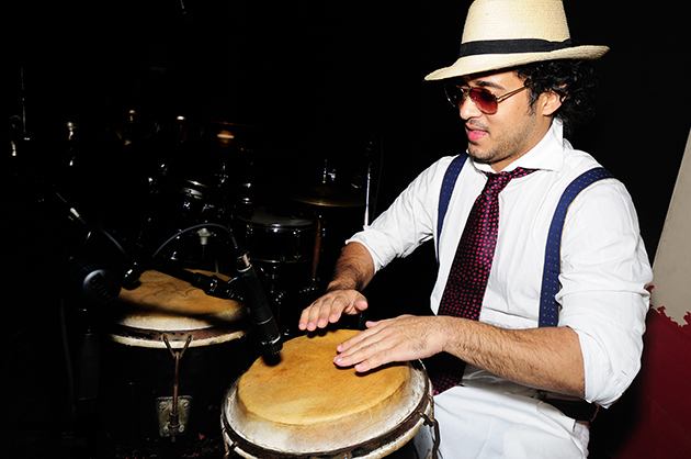 Latin Music with Ricardo Granillo Trio