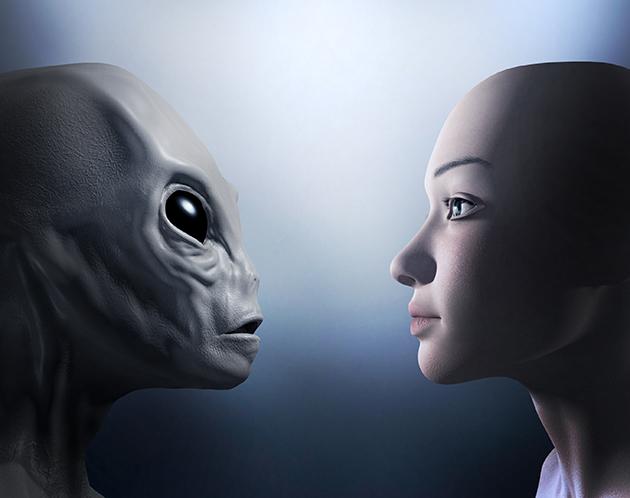 alien yourself