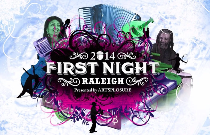 2014 First Night Artwork From Poster