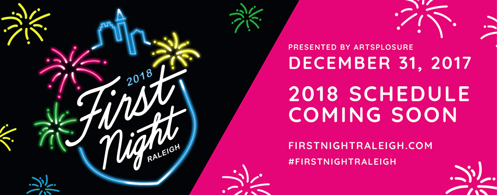 First Night® Raleigh, NC