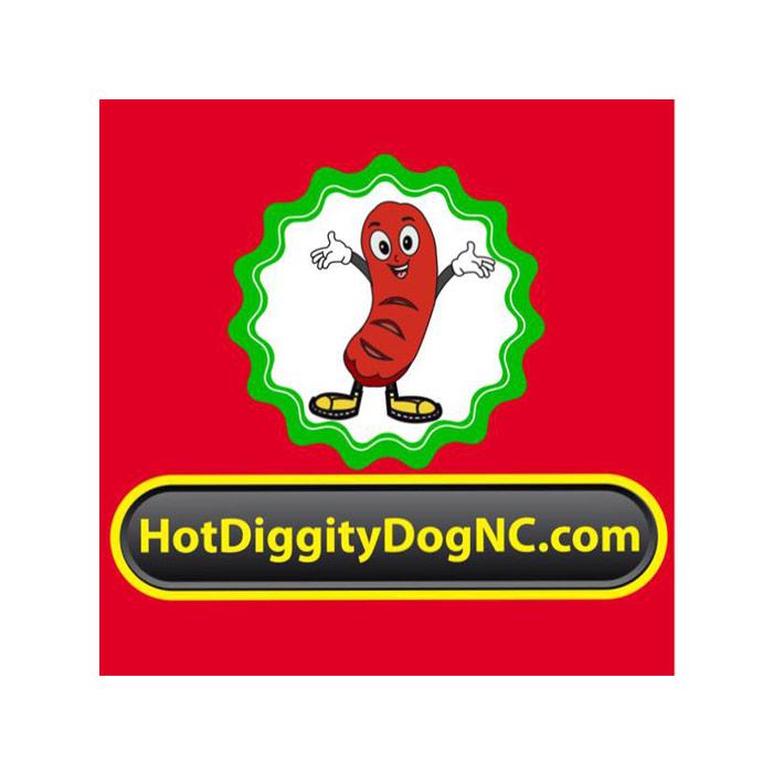Hot Diggity Dog NC Logo