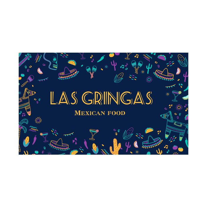 Las Gringas Logo